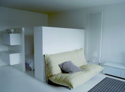 Amazing Living /// Compact Living + A Room Within A Room + France + Small Spaces