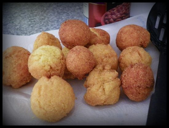 11 best images about hush puppies on pinterest tartar for Long john silver s fish batter recipe