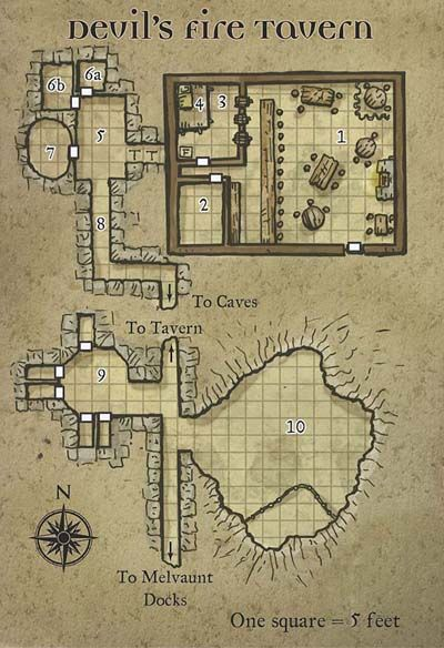 17 best images about dungeons and dragons maps on for Floor 2 dungeon map