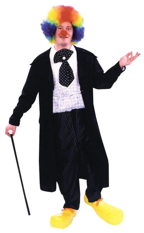 Cool Costumes Formal Clown Costume just added...