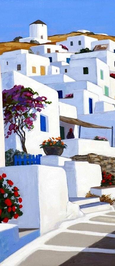 Ballade à Sérifos, Greece