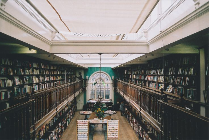 London: Daunt Books shot by Ella Webb
