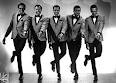 The original Temptations (David Ruffin, Eddie Kendricks, Paul Williams, Otis Williams and Melvin Franklin) are arguably the best singing group of all time. I saw them in person at the Copa in 1967.