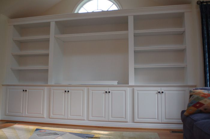 ... Plans For Built In Entertainment Center - Downloadable Free Plans