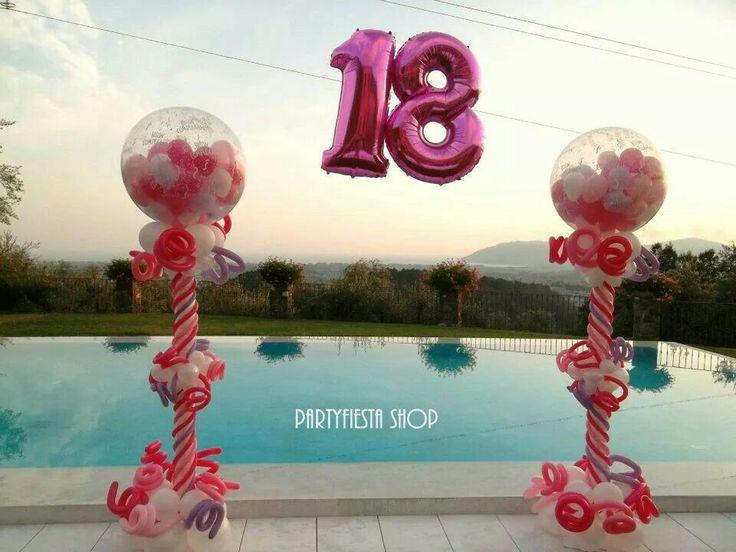 28 best balloom images on Pinterest Balloon decorations Balloon