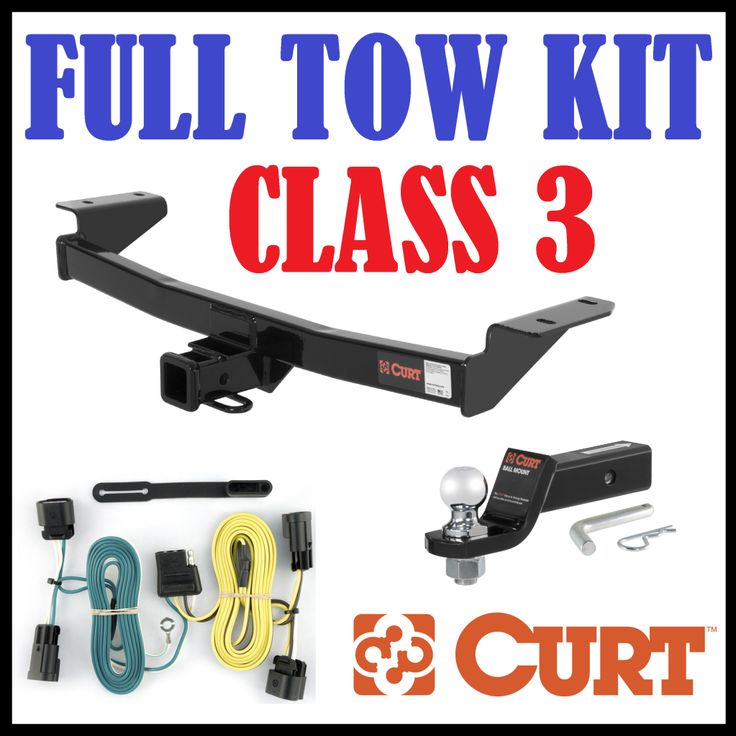 Curt Trailer Hitch & Wiring Fits 20112014 Jeep Patriot