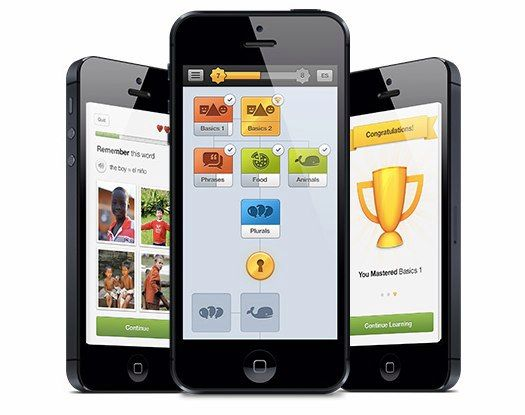 Duolingo: For all you language learners, Duolingo is a cross-platform language learning tool that helps you study by translating sites on the web. The iOS and Android apps gamifies learning a new language by providing reading, writing and speaking challenges.