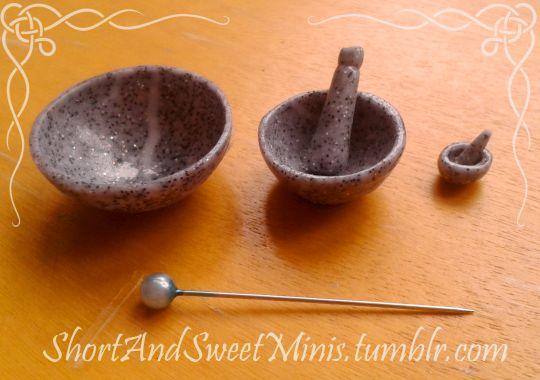 https://shortandsweetminis.tumblr.com/post/156906429809/granite-bowl-mortars-and-pestles-molded-over-a