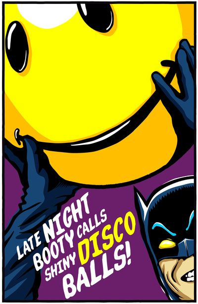 Acid House Adam West in