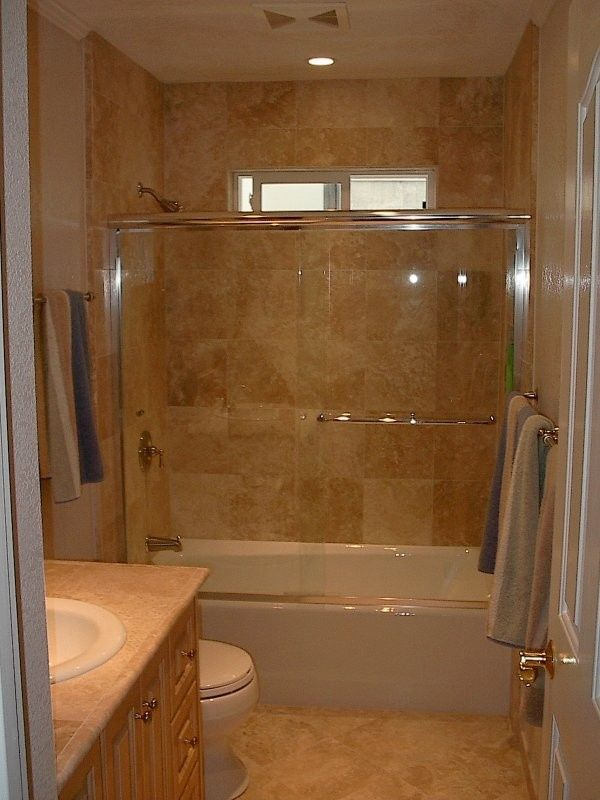 Modern Mobile Home Remodeling Ideas Many People Are Buying - Small trailer with bathroom for bathroom decor ideas