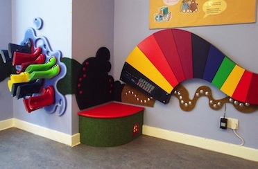 Sensory Murals Great Ideas Special Education