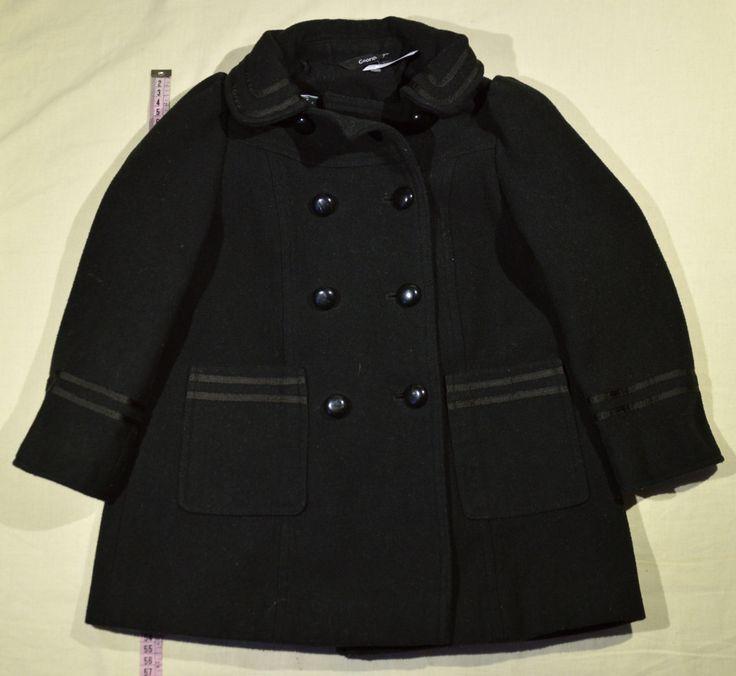 990 Ft.    Kabát - fekete, szövetkabát (George)