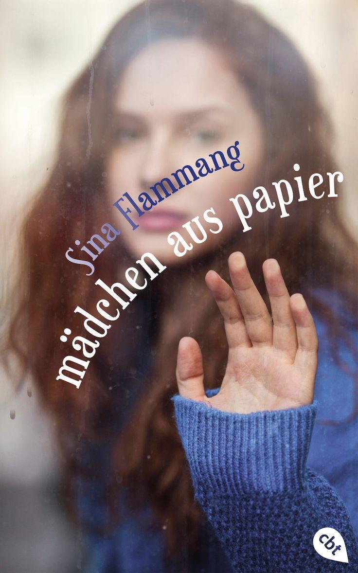 Sina Flammang, Mädchen aus Papier, cbt, Coverdesign: © Suse Kopp, Hamburg