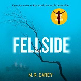 So this is happening: I just bought Fellside by M. R. Carey, narrated by Finty Williams #AudibleApp.Fellside