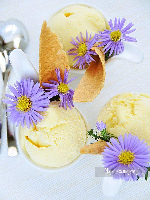 Domowe lody mango #przepis   #domowe   #lody   #mango   #ice   #najsmaczniejsze   #deser   #dessert
