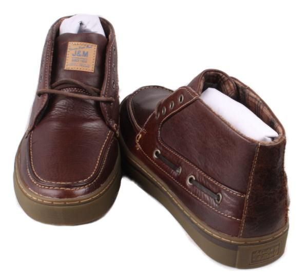 """Johnston & Murphy """"Jameson"""" in Oak leather are a great shoe for shorts with a bit of skate sensibilities so they are within my style already.  J Gilroy outlets 6.2013 (Wustë Vegas trip)"""