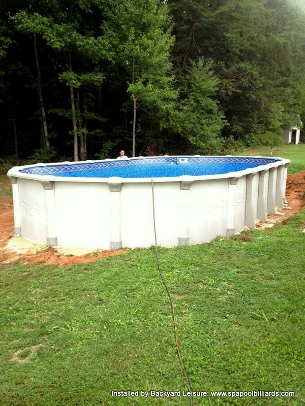 tubs and pools installed by backyard leisure on pinterest fiberglass