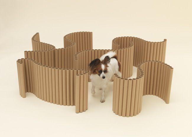 Barrera para perros