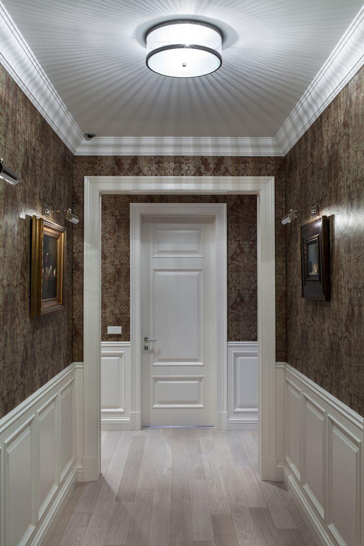 холл коридор: фото дизайна интерьера - автор NM-ARCH