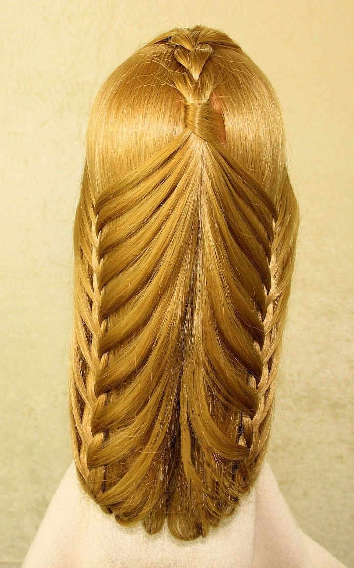 17 best images about hair braid �������� ������ on pinterest