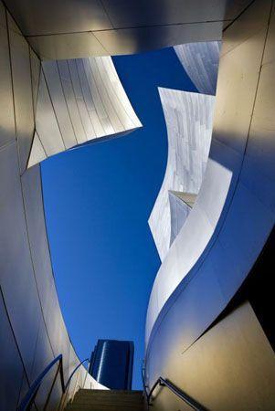 Walt Disney Concert Hall, Los Angeles | Frank Gehry