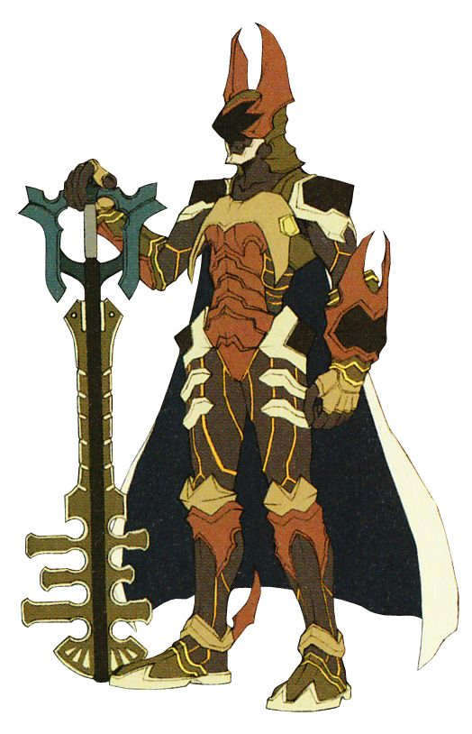 kingdom hearts character artwork - Google Search