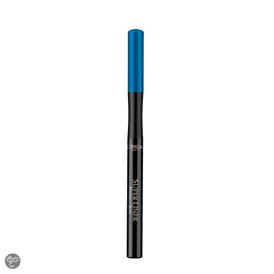 L'Oréal Paris Perfect Slim Eyeliner | Blauw http://www.bol.com/nl/p/l-oreal-paris-perfect-slim-blauw-eyeliner/9200000027122062/