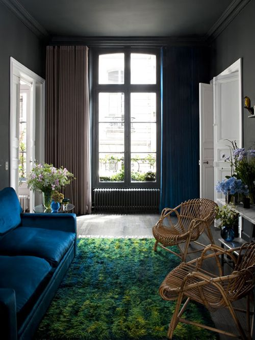 interior designed by Karl Fournier and Olivier Marty of the Paris and Marrakesh based design firm Studio Ko