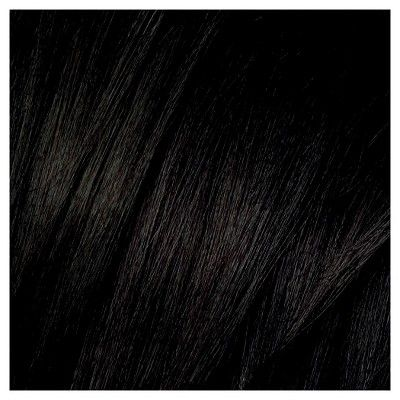 Clairol Natural Instincts Non-Permanent Hair Color - 2/36 Midnight Black - 1 Kit, Black-36