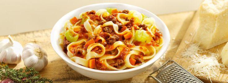 Tagliatelli met Bolognese saus | Grand'Italia