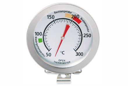 Analog ugns/grilltermometer Med Mingles ugnstermometer får du exakta svar! Mäter från 50 till 300 grader C Diameter 7 cm Rek. butikspris: 195.00 SEK