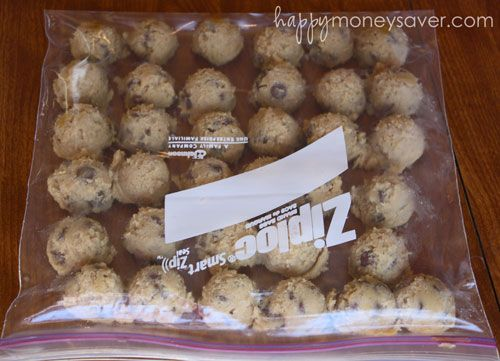 The Master Chocolate Chip Cookie Recipe {I finally found it} - Happy Money Saver | Homemade | Freezer Meals | Homesteading | Simple Life