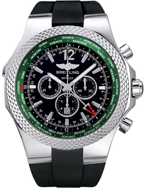 Image of Breitling Bentley GMT A47362S4/B919-210S