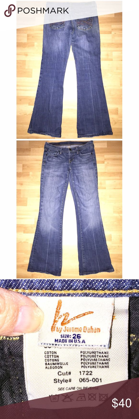 "👖JEANS SALE👖Citizens of Humanity Jeans Citizens of Humanity Jeans in size 26 with a 29"" inseam come in preloved and VERY GOOD condition! Low rise, dark was and boot cut. Super trendy! My prices fluctuate from time to time. Catch items when the prices are low!❤️ Citizens of Humanity Jeans Boot Cut"