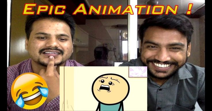 Cyanide and Happiness Show Reaction (Last Episode Epic)