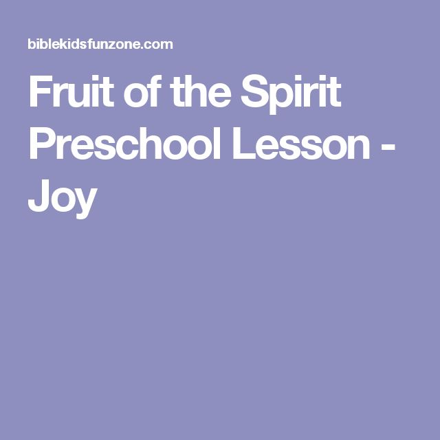 fruit of the spirit study guide - GlobalChristians