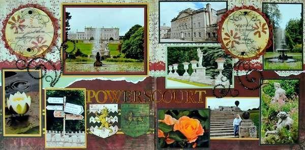 32 best images about ireland scrapbooking on pinterest for Garden design ideas northern ireland