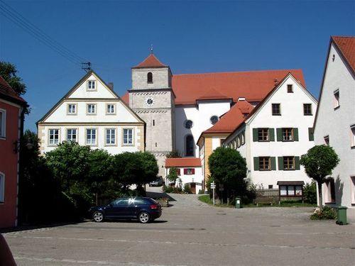 Neuburg an der Donau-Bergen (Neuburg-Schrobenhausen) BY DE