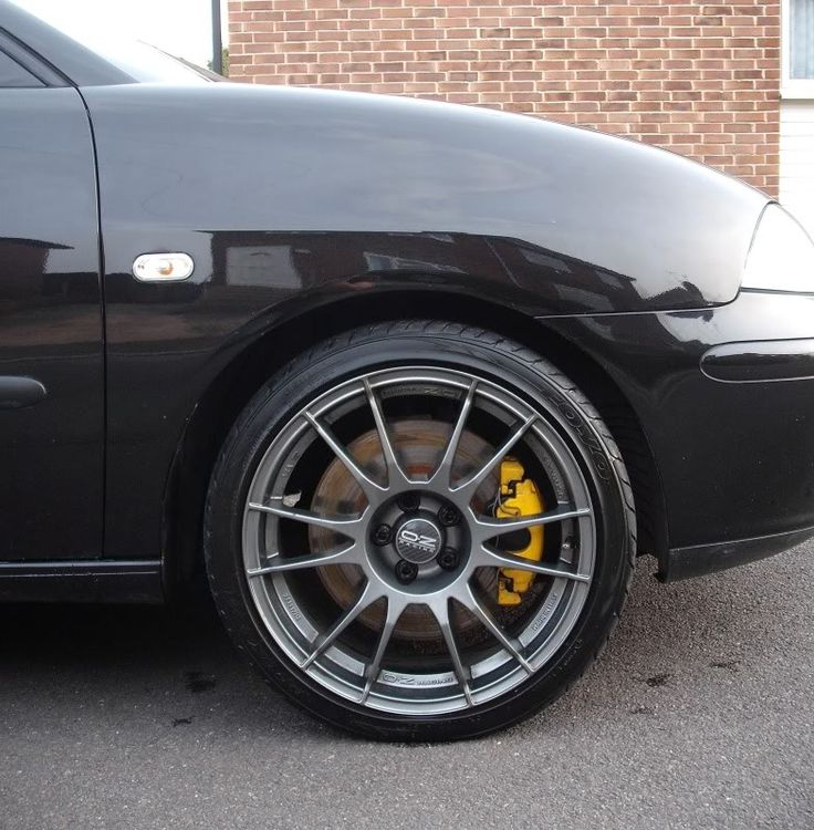 tequilan's tdi ibiza fr - 312's and weitec kit fitted with pics - SEAT Cupra.net - SEAT Forum