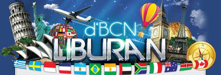 d'BCN - Oriflame Liburan..