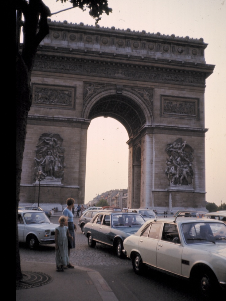 Paris late 70's