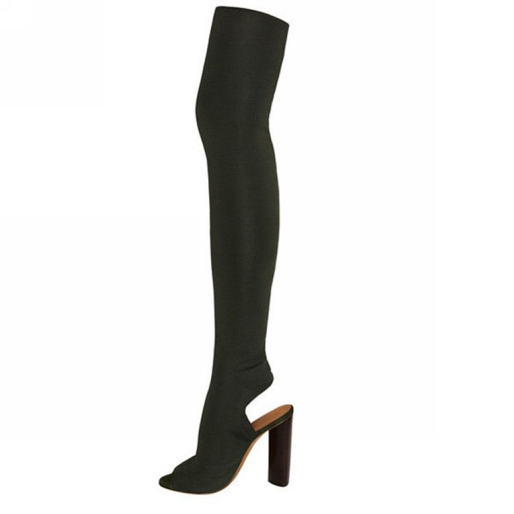 2017 women thigh high boots over the knee high heel boots peep toe high heels woman shoes plus size 4-11 botas mujer femininas #electronicsprojects #electronicsdiy #electronicsgadgets #electronicsdisplay #electronicscircuit #electronicsengineering #electronicsdesign #electronicsorganization #electronicsworkbench #electronicsfor men #electronicshacks #electronicaelectronics #electronicsworkshop #appleelectronics #coolelectronics