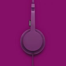 Urbanears Tanto Headphones in Grape