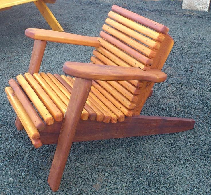 adirondack  made by / fait par: SG garden woodcraft & furniture https