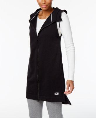 NIKE Nike Sportswear Modern Hooded Vest. #nike #cloth # jackets