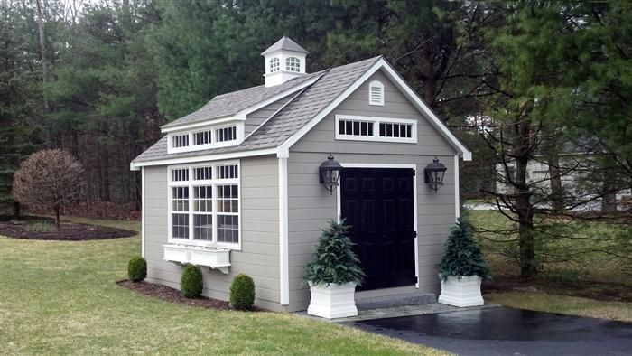 12x18 shed. would make a great retreat for crafting, sewing or painting away from everyone else