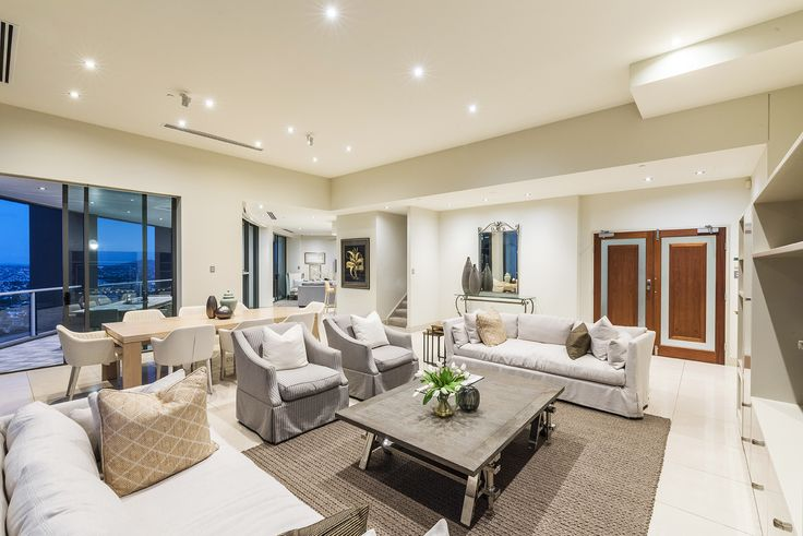 BRISBANE CITY 392/26 Felix Street... Enhanced by a state-of-the-art and bespoke refurbishment, this stunning penthouse is a home of immense style, quality and sophistication.