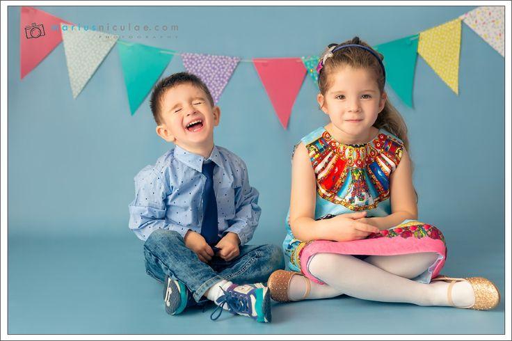 Kids Photography By Marius Niculae   Programari la tel: 0723 132 537 sau pe site https://mariusniculae.com/contact.   Va asteptam cu drag!