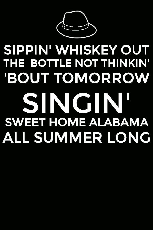 All summer long ------  is my song, when sung by the one, the only :   Kid Rock
