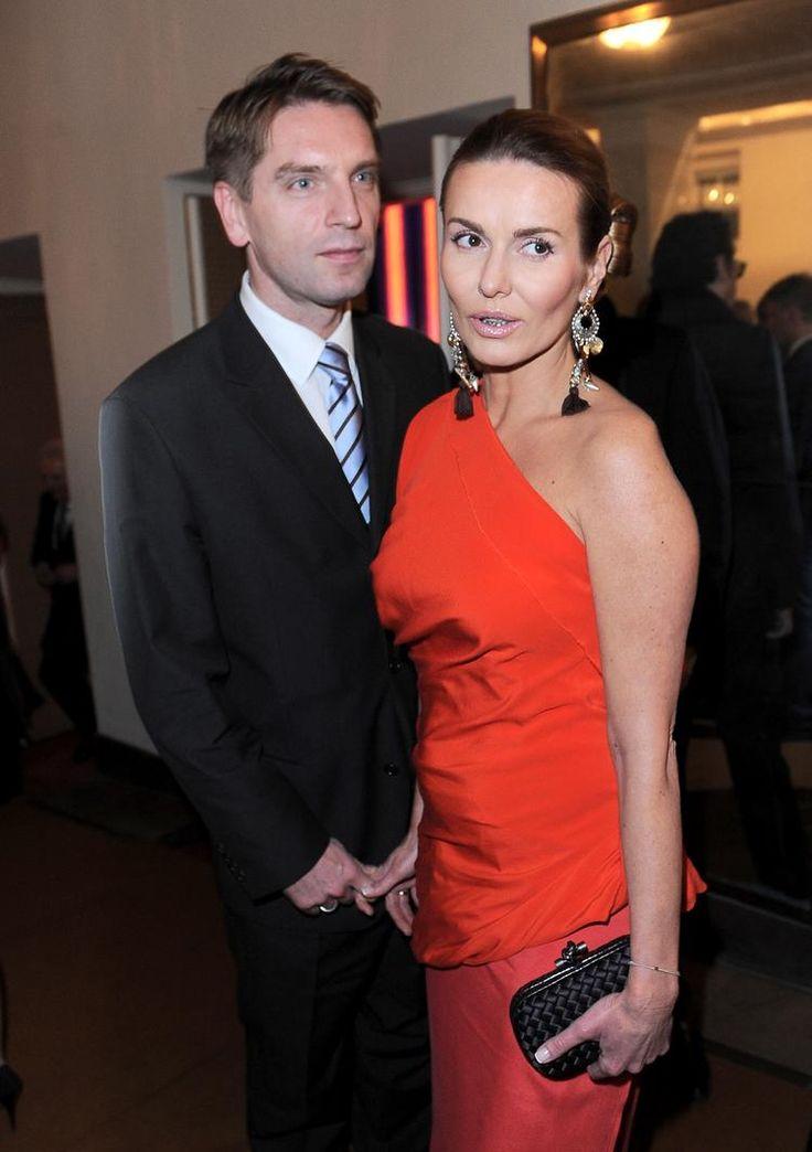 Hanna i Tomasz Lis